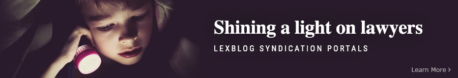 LexBlog Syndication Portals