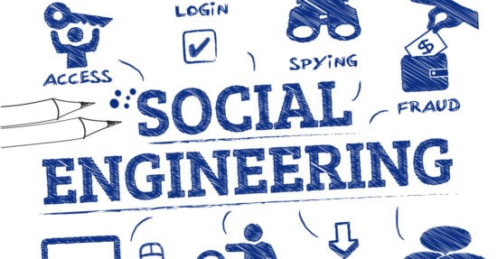 Social Engineering Image