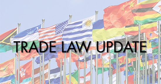 trade law update