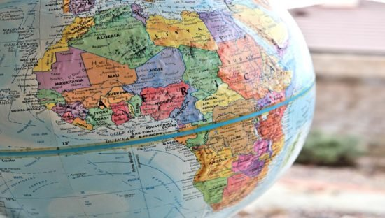 dreamstime_african map globe