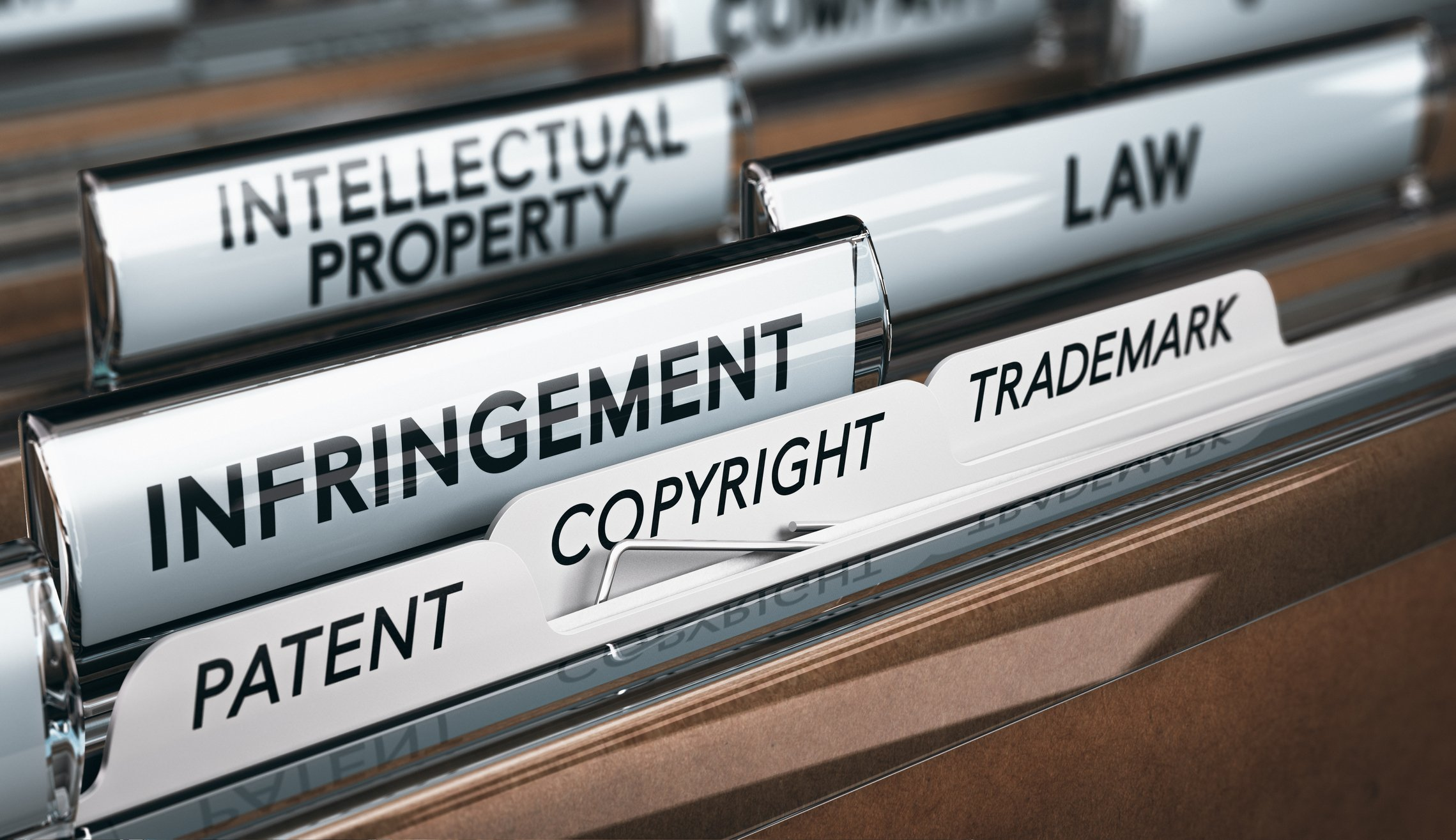 Intellectual Property Rights, Copyright, Patent or Trademark Infringement