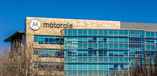 Motorola Headquarters in Silicon Valley